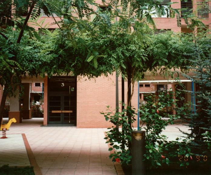 Edificio Viviendas Alina- Cristina Fortanet - Arquitecto